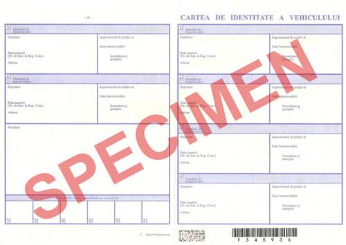 Cartea de identitate a autovehicului este obligatorie pentru verificarea ITP